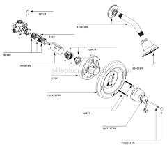 moen 82006cbn parts list and diagram how to whiten a yellowed bathtub moen shower faucet diagram