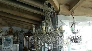 paris flea market chandelier nice crystorama fresh