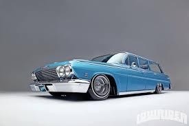 1962 Chevrolet Impala Station Wagon - Lowrider Magazine