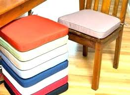 chair seat pads chair seat pads dining room chair seats modest on other seat cushion garden
