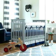 nautical crib bedding sets anchor baby whale nursery mini blue