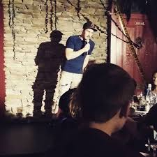 nick mullen starting off the show tonight the open door edy series is every monday