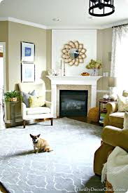 this rug looks incredible in the living room these lovely rugs make us happy home goods
