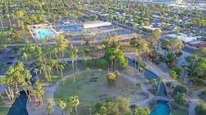 Phoenix parks Encanto Palmcroft ...