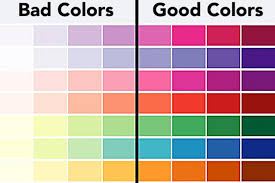 Color Chart For Clothes How To Dress For Actor Headshots Smart Headshots Tips