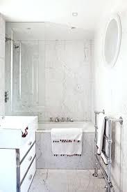Carrara Marble Bathroom Designs