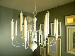 outdoor chandelier candle diy covers