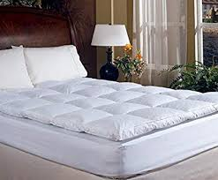 King Bed Pillow Top Cover