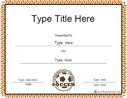 soccer awards templates blank awards template expin franklinfire co