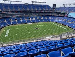 M T Bank Stadium Section 502 Seat Views Seatgeek