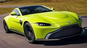 Aston Martin V8 Vantage Autobild De