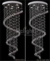 modern chandelier rain drop chandeliers lighting with crystal