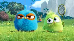Hatch Off — Angry Birds Blues