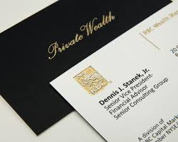 rbc wealth management precise continental rbc wealth management calling card precise