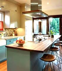 fascinating butcher block island with stools white kitchen seating