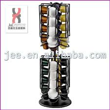 Carousel Display Stand Gorgeous Carousel Display Stand Revolving Coffee Kcup Capsule Storage