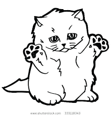 Nyan Cat Printable Coloring Pages Printable Cat Coloring Pages Free