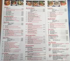 bangkok kitchen menu brighton