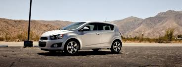 2014 Chevrolet Sonic - Information and photos - ZombieDrive