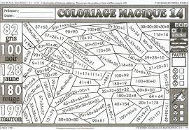 Dessins De Coloriage Magique Ce Imprimer Concernant Coloriage