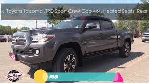 2016 Toyota Tacoma TRD @ JIM GILBERT'S WHEELS & DEALS - YouTube
