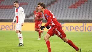 FC Bayern vs. PSG - Ewige CL-Torjägerliste: Thomas Müller auf einer Stufe  mit Zlatan Ibrahimovic - Eurosport