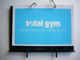 Total Gym Platinum Plus Exercise Flip Chart And Similar Items