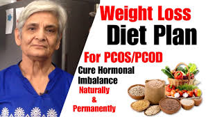 Pcod Pcos Diet Plan For Weight Loss Healthy Diet Meal Plan To Lose Weight In Pcos In Hindi