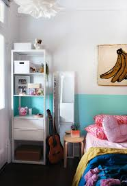 Image Makeover Of Tiny Bedroom For Little Girl Into Cool Teen Retreat We Are Scout Tiny Bedroom Makeover From Little Girls Room To Teen Retreat We