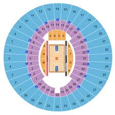 Lawlor Events Center Seating Chart Reno