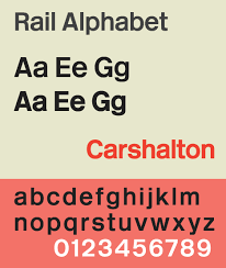 Useful for spelling words and names over the phone. Rail Alphabet Wikipedia