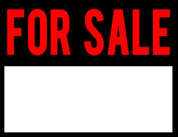 For Sale Digital Sign Download 8 5x11 Inches Jpeg And Pdf Format Printable Vehicle Sell For Sale By Owner Blank Sign Window Diy