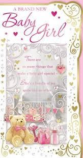 Babygirl Cards