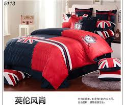 british bedclothes red blue uk flag bed set velour bed linens british union jack bedding set red cross bed spreads 5113 luxury comforter set bedding