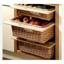wicker basket cabinet. Brilliant Cabinet Hettich Wicker Baskets With Wooden Frame 520 X 500 300 Cabinet Width 600  Mm With Basket Cabinet K