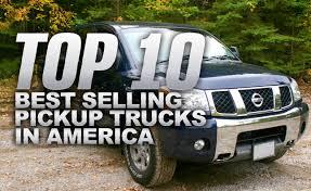 Top 10 Best Selling Pickup Trucks in America » AutoGuide.com News