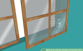 broken glass door image titled fix a broken window in a wooden frame step 2 repair broken glass door