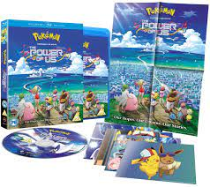 Pokemon - The Movie: The Power of Us   Blu-ray   Free shipping over £20