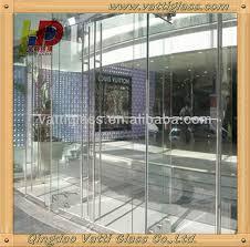 superb interior frameless glass door frameless folding glass doors interior frosted glass bathroom door