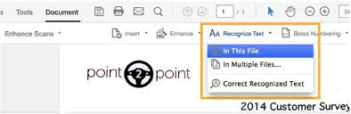 Make Pdf Searchable How To Make Pdf Text Searchable