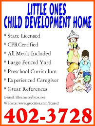 Samples Of Daycare Flyers 8 Daycare Advertisement Templates Iwsp5