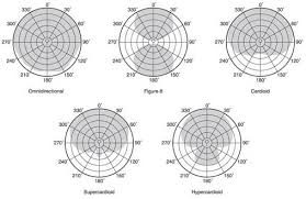 Microphone Polar Patterns Inspiration A Beginners Guide To Microphone Polar Patterns GARNISH