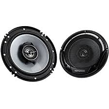 speakers car. kenwood kfc-1665s 300-watt 6.5-inch 2-way sport series flush speakers car