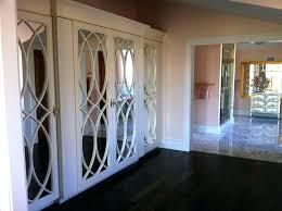 Ideas For Closet Doors Closet Door Designs Walk In Closet Doors