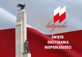 Znalezione obrazy dla zapytania 101 rocznica odzyskania niepodległości przez polskę