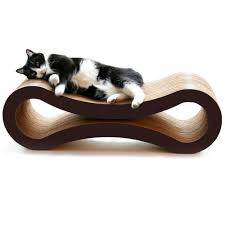 Pet Furniture Cat Couch Wooden Arty