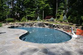 modern pool designs and landscaping. Swimming Pools Landscape Designs \u2013 Modern Pool Landscaping Ideas With Rocks And Plants