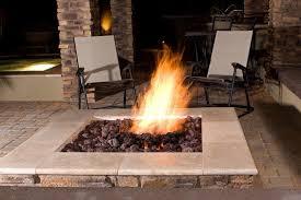 diy outdoor natural gas fireplace