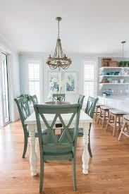 coastal dining room. Blue And White Coastal Dining Room The Lilypad Cottage 12
