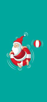 Santa Iphone Wallpaper Download Santa Claus Cute Iphone